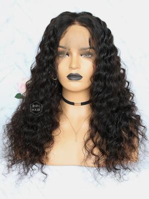 Bouncy Wave 360 Frontal Wig Virgin Human Hair [360W08]