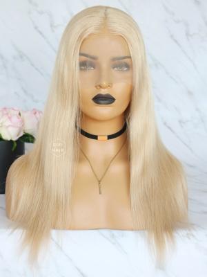 #613 Blonde Brazilian Hair Full Lace Wig [RFW11]