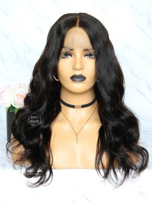 Big Wave 360 Frontal Wig Virgin Human Hair [360W06]