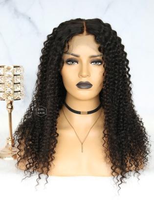 Water Wave 360 Frontal Wig Virgin Human Hair [360W11]