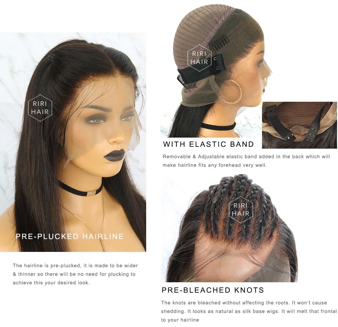 Ririhair wigs natural looking